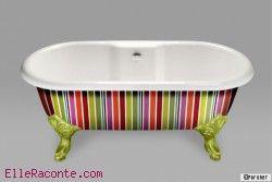 Lifter l 39 mail de votre baignoire ou lavabo decor 39 in id es co - Peinture email pour baignoire ...