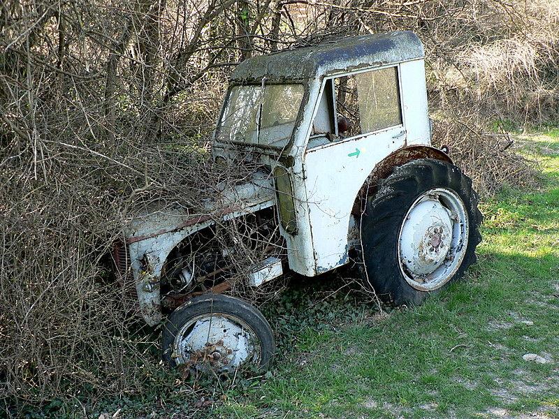 tracteur à Gevillat