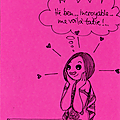 Post-it® du 18 juin 2013 - carnet rose! ^^