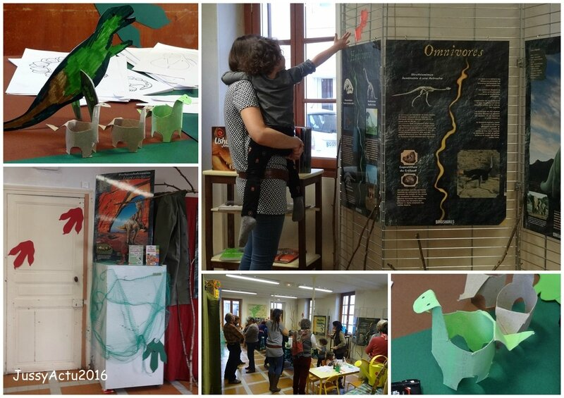 2016 11 19 Expo dinosaures à Jussy2