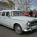 PEUGEOT 403 break commercial Strasbourg (1)