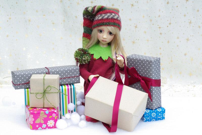 ouverture cadeaux