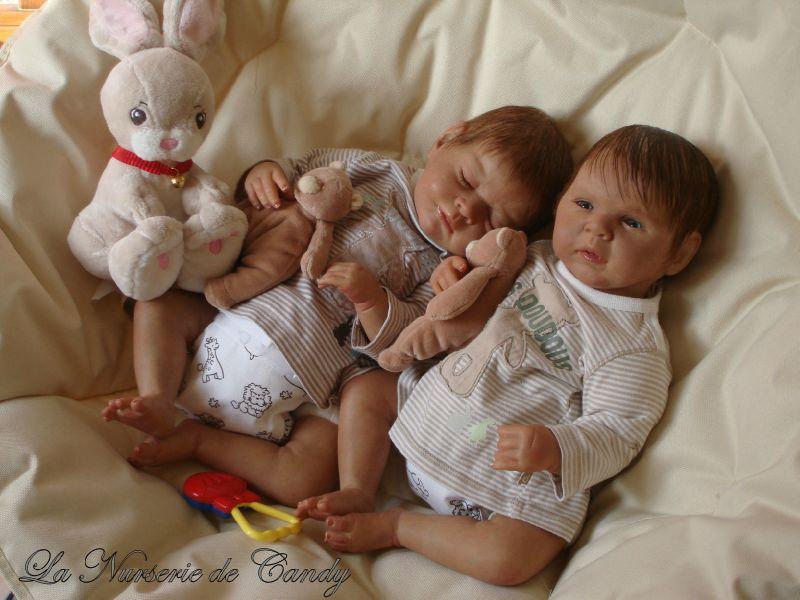 Les Bébés Filles Jumeaux : Jumeaux bebe reborn nord pas de calais la nurserie