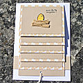 Carte cascade
