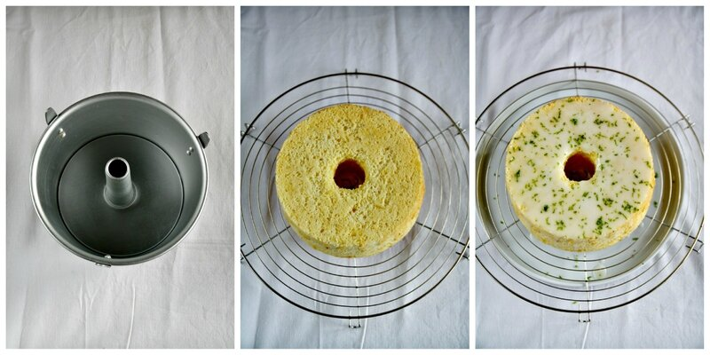 Chiffon cake Collage