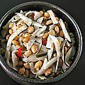 Soja fermenté au radis noir fermenté : comment manger un légume fermenté trop acide