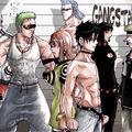 One Piece Gangsta