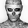 Zombie boy n'a plus de tatouages