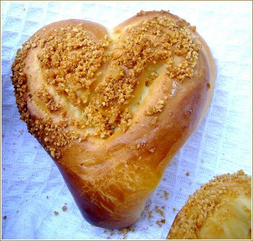 coeur de pralin