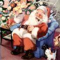 Père Noël. 30. Print Artist.