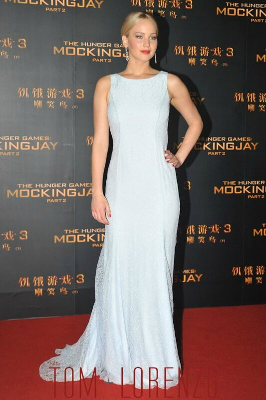 Hunger Games Mockingjay Part 2 Beijing Premiere 11