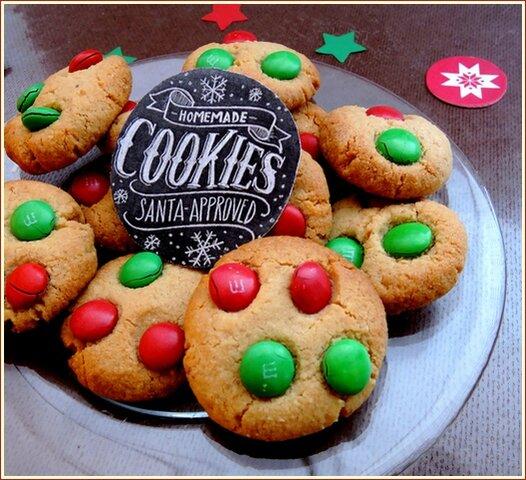 Biscuits du père Noël