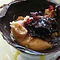 cours patisserie cours cuisine boule surprise sebastien bouillet lyon croix rousse recettes meringue framboise mousse marron, mousse fruits rouge (2)