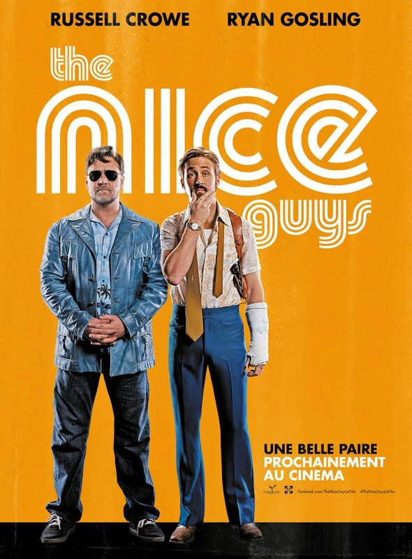 The Nice Guys-affiche