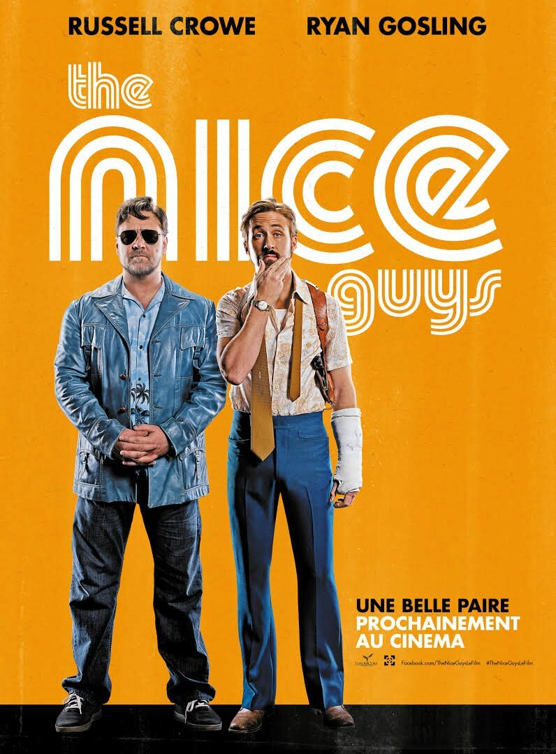 The Nice Guys, de Shane Black (2016)
