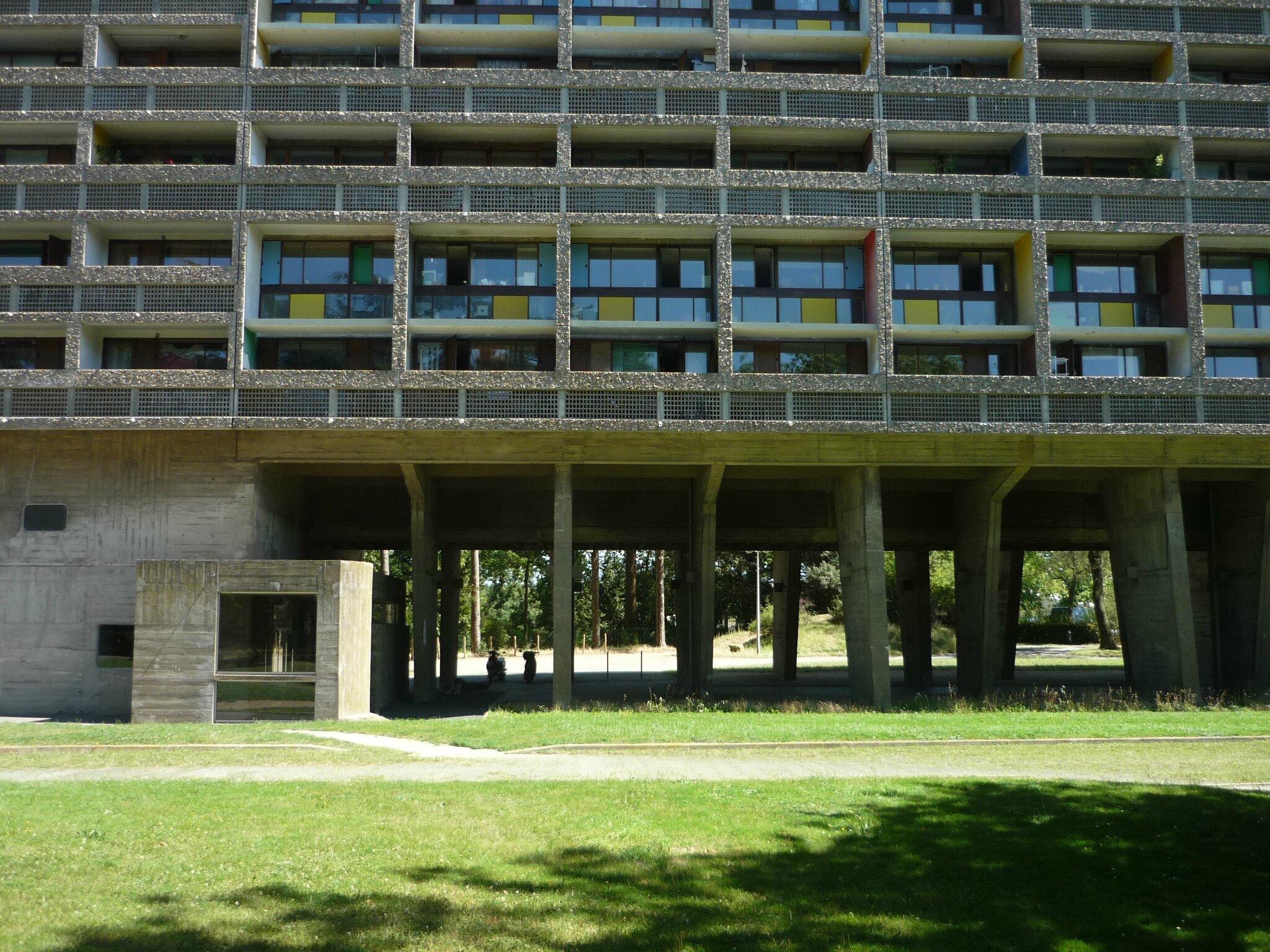 Le corbusier nantes po47 jornalagora for Type d habitation en france