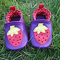 chaussons fraise 001