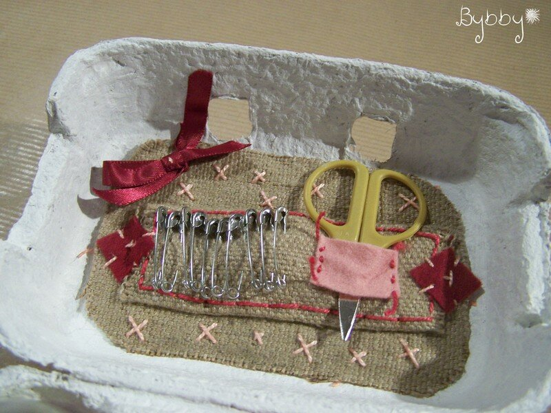 Cadeaux de no l 3 une bo te couture l 39 atelier de bybby for Boite pour couture