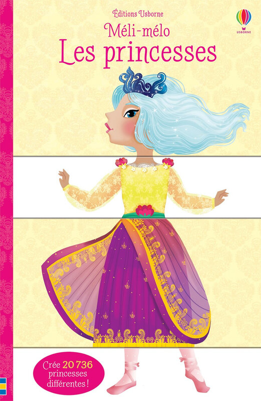 méli mélo princesses