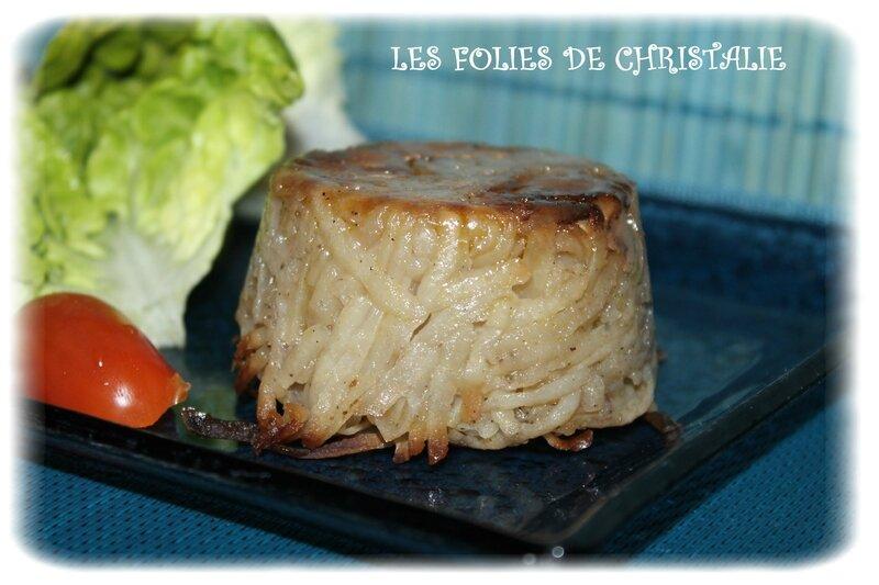 Muffins foie gras 5