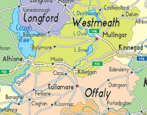 WESTMEATH COUNTY