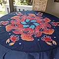 Poissons crabes et homards couleur ÉPUISÉ