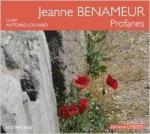 Profanes - Jeanne Benameur Liliba