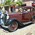FIAT 508 Balilla découvrable 1934 Gundelfingen (1)