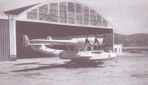Dornier DO-24 aéronavale