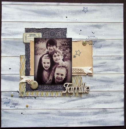 1 page famille