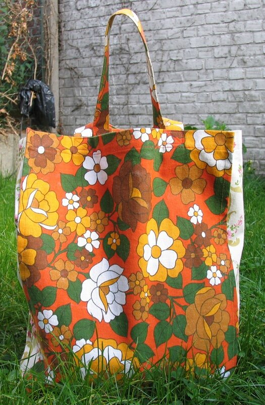 shopper Frau Tulpe 5