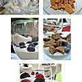 Tiramisu spéculoos et fruits des bois