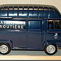 Renault Estafette Gendarmerie Prevention A 4