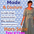 Causette, mode & couture