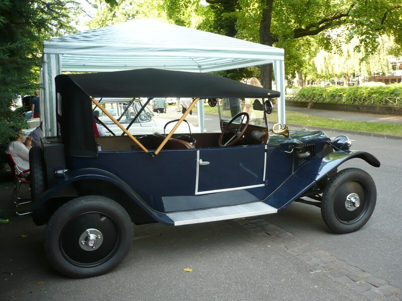 TATRA 12 tourer 1928 Baden Baden (2)