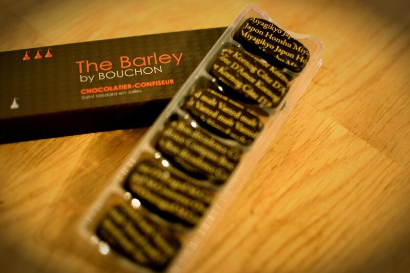 the barley by bouchon