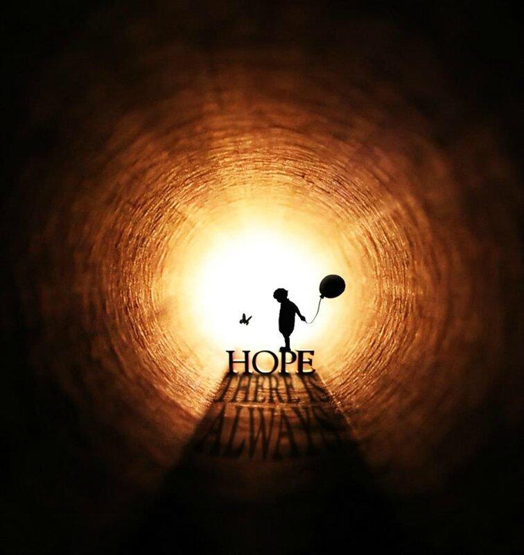 hope espoir poesie