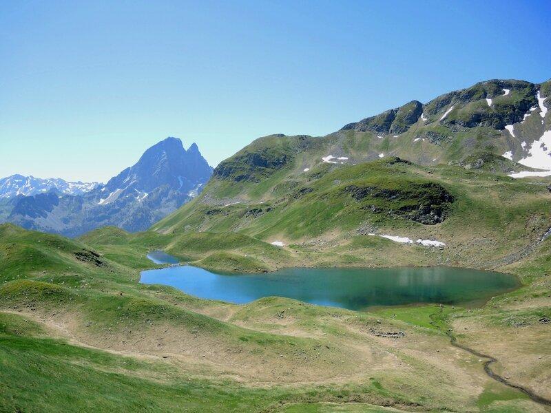 Lac d'Aule, le lac (64)