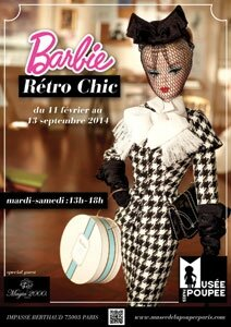 barbie retro 2014
