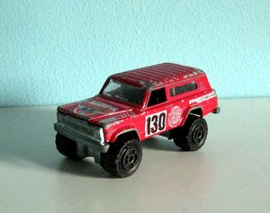 Cherokee 4x4 (Majorette) 02