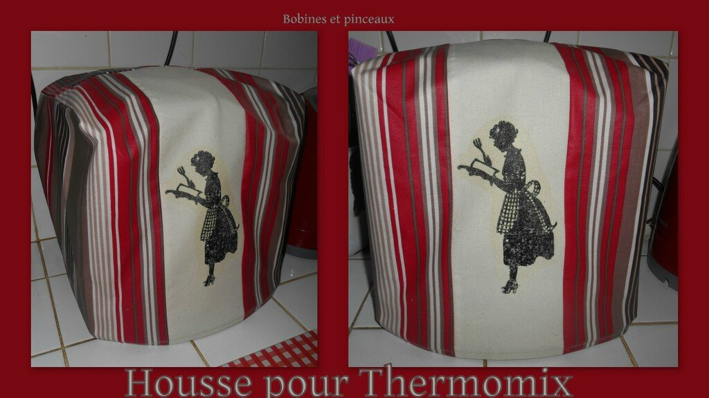 Habill monsieur thermomix bobines et pinceaux - Robot style thermomix ...