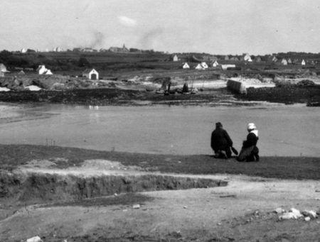 Le Port du Loch Primelin dans les années 1930