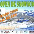 2008 : Derby et Dual Slalom du 3ème Open du Praz de Lys 23 Mars