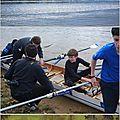 Printemps: le temps des régates d' aviron