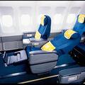 Class Buisness poerava seats