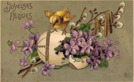 Joyeuses p ques le blog de mamy france - Carte joyeuses paques ...