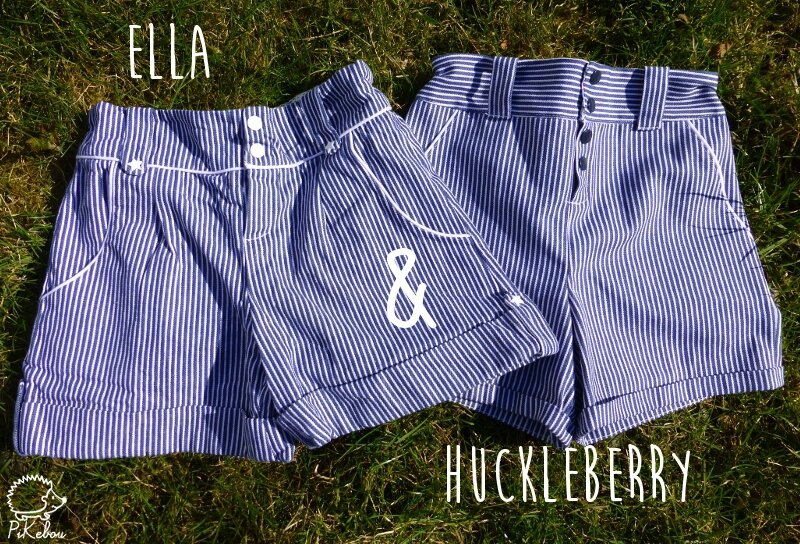 short Ella et Huckleberry 1 - pikebou