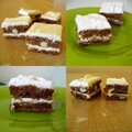 Un carrot cake pour mes gâteaux aux légumes.