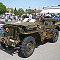 WILLYS Jeep MB Truck 1-4 Ton 4x4 Châtenois (3)