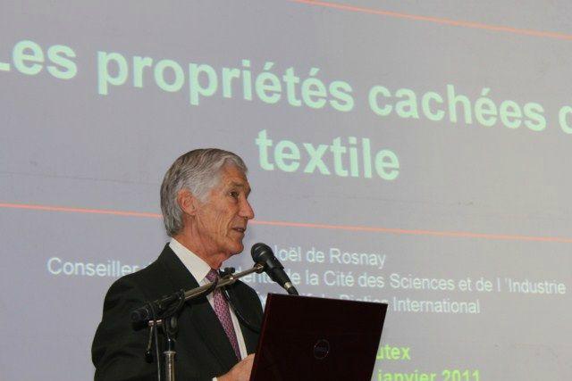 FUTEX2011-10 Joel De Rosnay